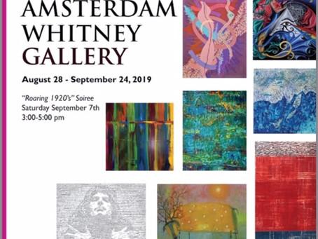 Amsterdam Whitney Fine Art Gallery