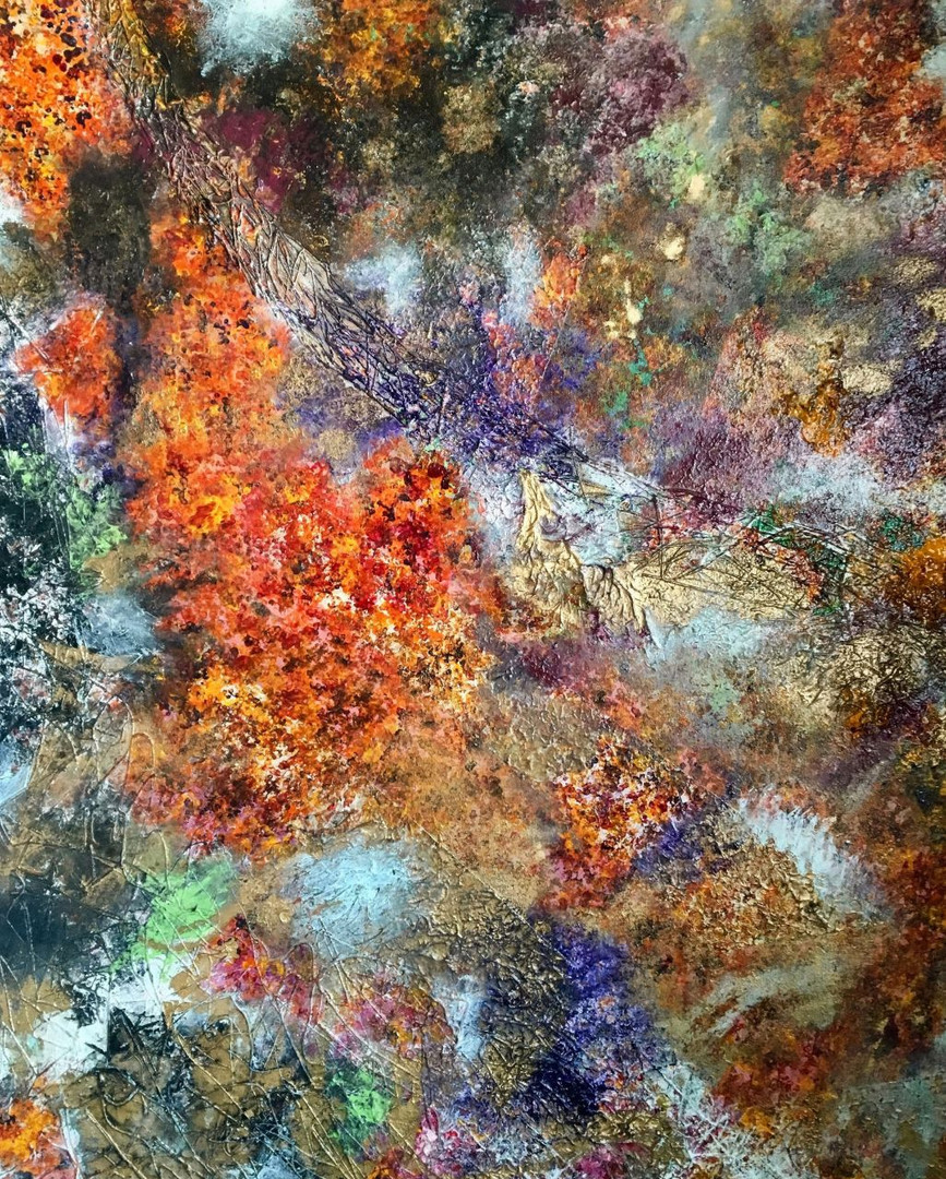 Set the mood for Autumn - Painting