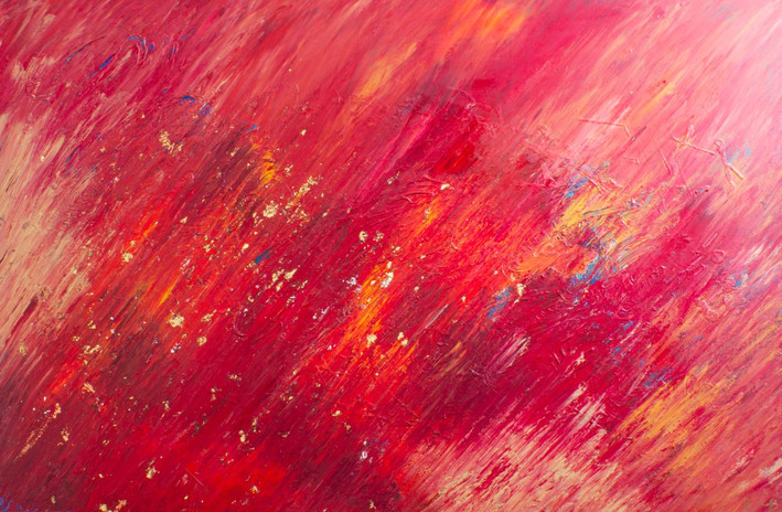Playful Wildness - Painting