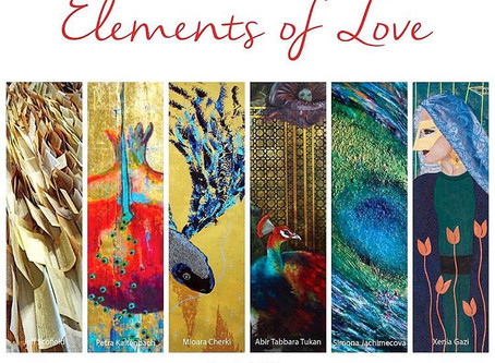 Elements of love exhibition