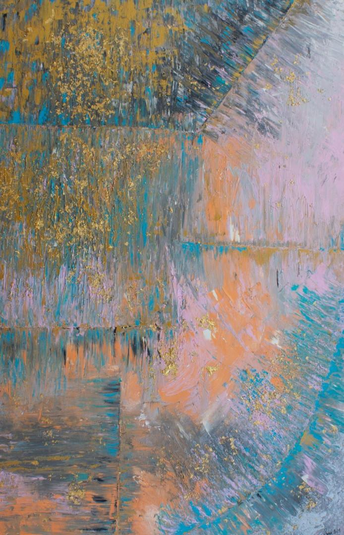 Sparkling Joy - Painting
