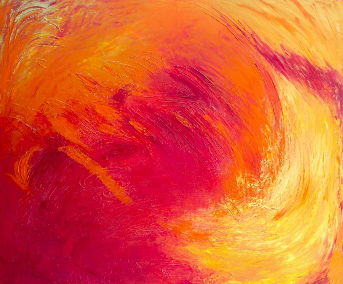 Legend of the Phoenix - Painitng