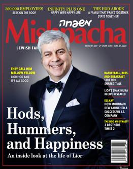 Lior Hod Mishpacha Gift