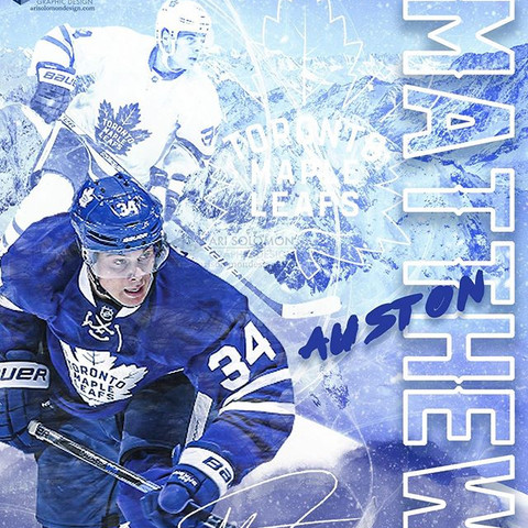 Auston Matthews——————————————————- Pleas