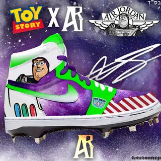 Ari x Buzz AJ1