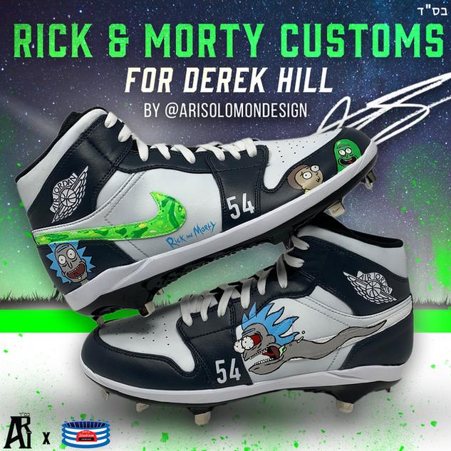 Rick & Morty Customs