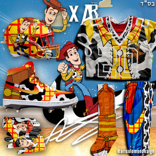 Ari x Woody Uniform