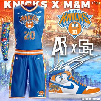 Knicks X M&M