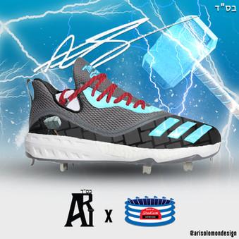 Thor Adidas Icon Baseball Cleats