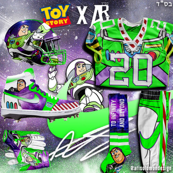 Ari x Buzz Uniform