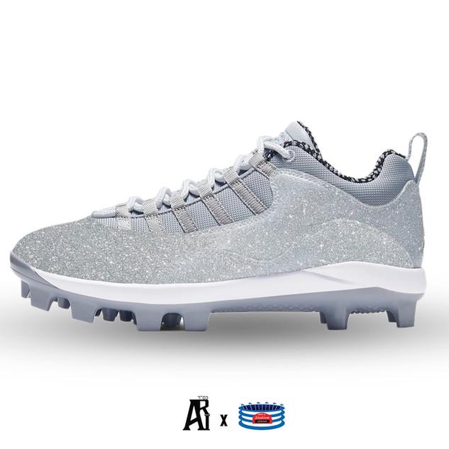 Glitter Jordans