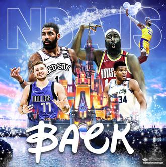 NBA Disney