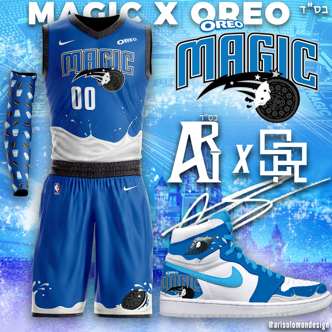 Oreo X Magic
