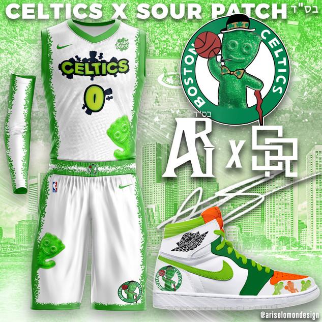 Celtics X Sour Patch