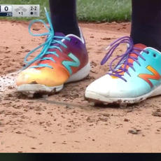 YES Network Broadcast on my Cleats