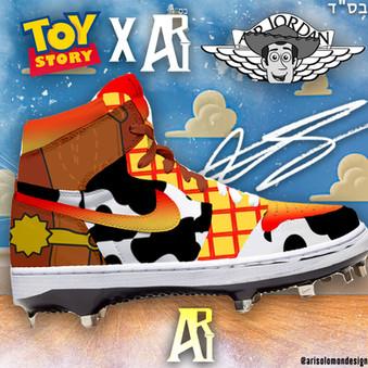 Ari x Woody AJ1