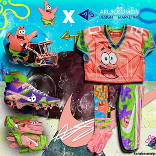 Patrick x Ari Solomon Design
