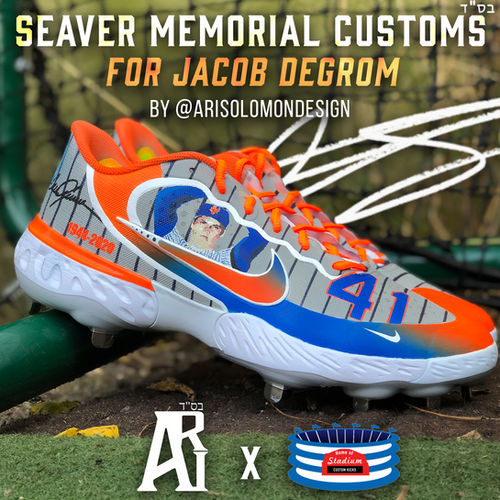 Jacob Degrom Cleats