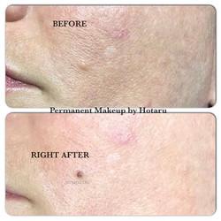 Beauty Mark 👄 #louisvilleky #louisvilleartist #pmu #pmuartist #moletattoo #mole #beautymark #beauty