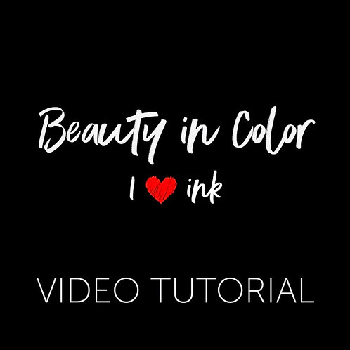 Color Course Video Tutorial