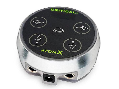 Critical Atom X Power Supply (silver)
