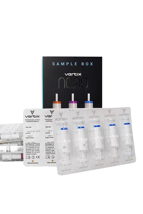 Vertix Nano Sample Box (40pcs per box)