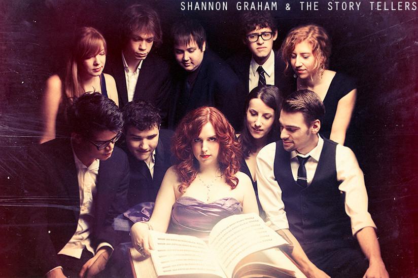 Shannon Graham & the Story Tellers