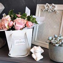 une fleur, un bonheur artisan fleuriste à Ormoy partenaire de Mademoiselle coquillette