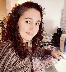 Virginie Legros créatrice d'accessoires textile mademoiselle coquillette