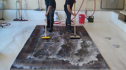 Parker Furniture - Parker's Partners - Leather Repair - Area rug cleaning