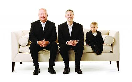 Parker Furniture - About Us - Parker Family 2008