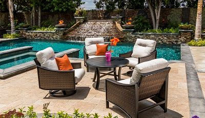 Tropitone Outdoor patio Chairs