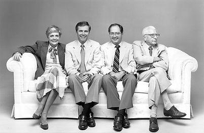 Parker Furniture - About Us - Parker Family 1988