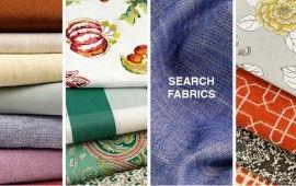 Parker's Fabric line list