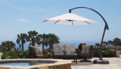 Treasure Garden outdoor patio Umbrella