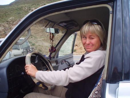 Блондинка за рулем  или тренинг по принятию решений