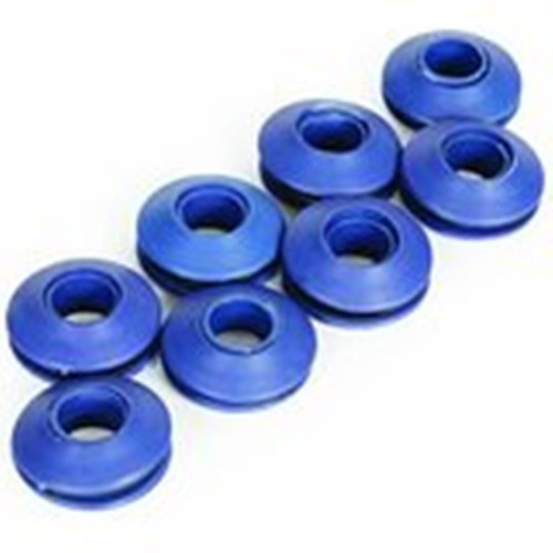 10 Blue Plastic Snap Eyelets 12mm Washer Sealed for Tarpaulin /& Groundsheets