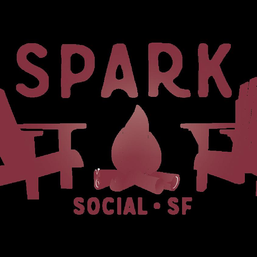Spark Social SF Happy Hour
