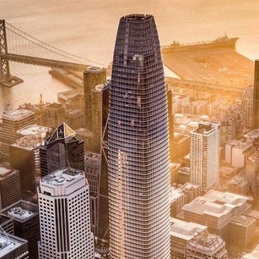 Salesforce Tower Tour & Reception