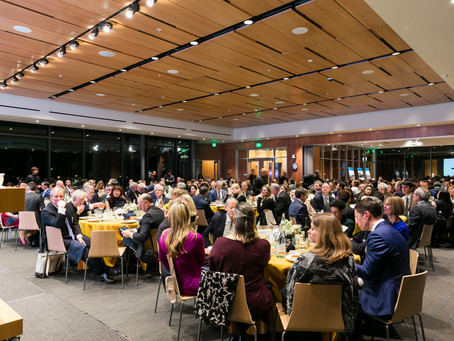 Berkeley Real Estate Alumni Association Celebrates in Style with Inaugural Gala at Chou Hall