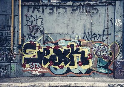 Street Graffiti Removal Edmonton