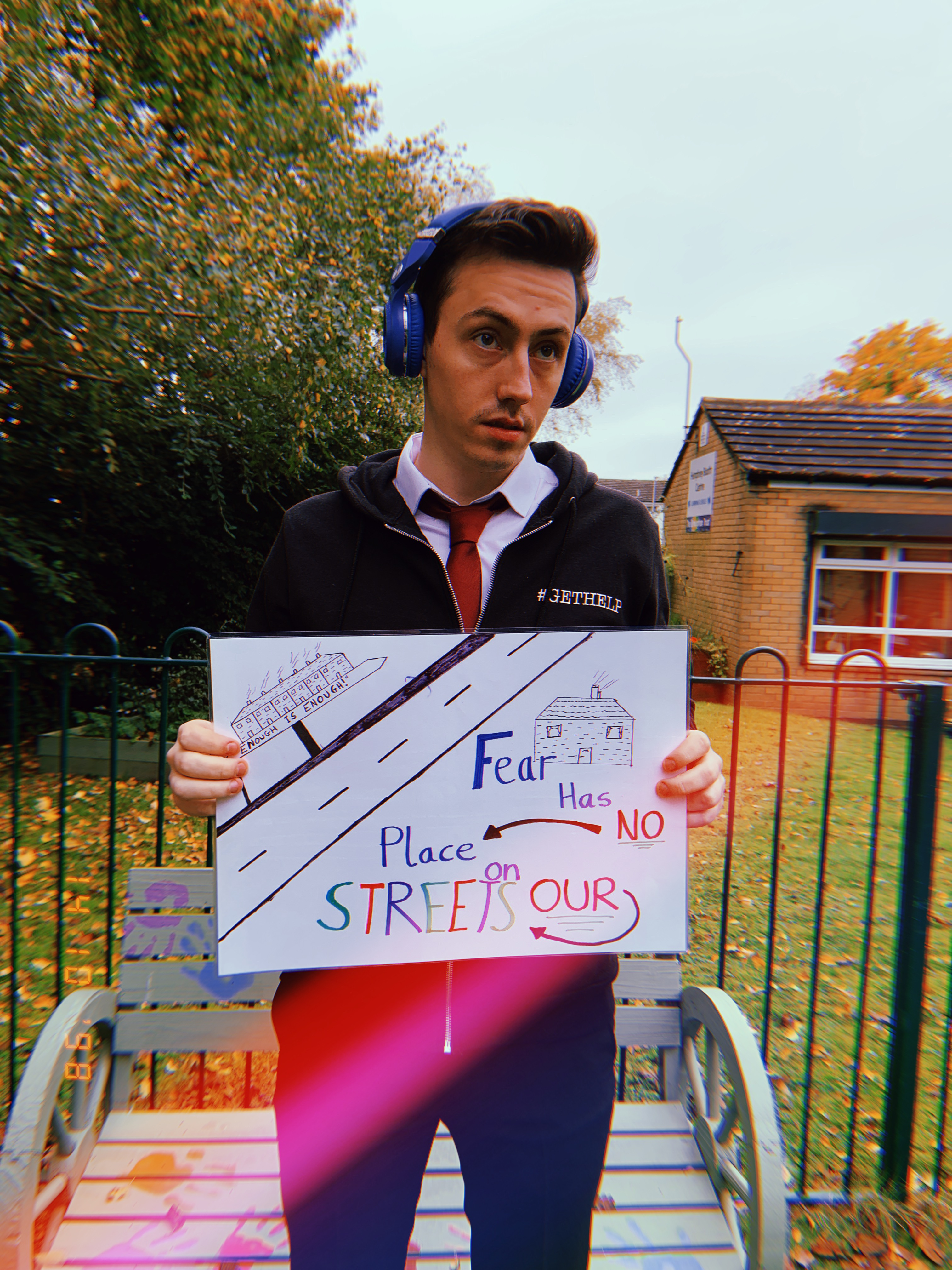 'Fear has no place on our streets'