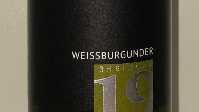 6x 2019er Weissburgunder Seebrich, Rheinhessen