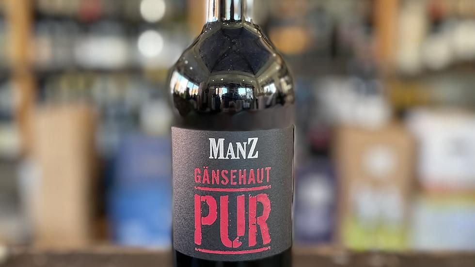 6x 2018 Cuvée Gänsehaut Pur Manz, Rheinhessen