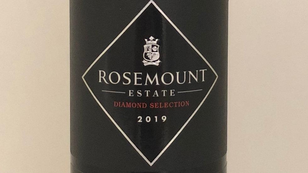 6x 2019er Shiraz Diamond Selection Rosemount, Australien
