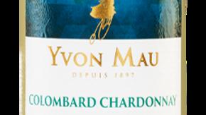 6x 2018er Colombard Chardonnay Yvon Mau, Gascogne