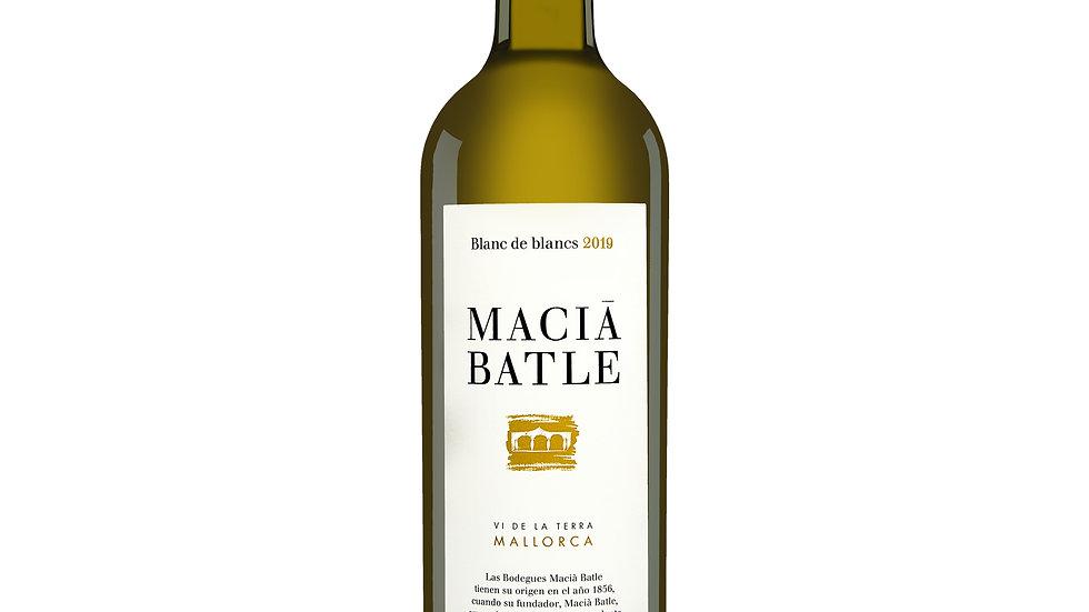 6x 2019er Blanc de Blancs Macia Batle, Mallorca