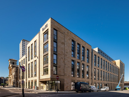 Refinancing of Base Glasgow successfully completes