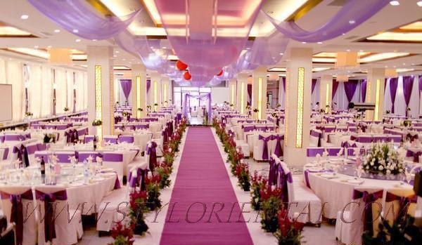 Decoration Salle Mariage Orientale