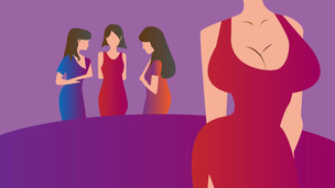 Women collectively condemn sexually permissive behaviour